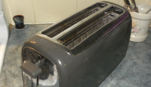 Kitchen toaster